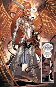 Aldrif Odinsdottir (Earth-616) and Sera (Earth-616) from Angela Asgard's Assassin Vol 1 3 001