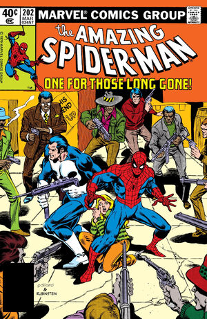 Amazing Spider-Man Vol 1 202
