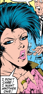 Amber (Earth-616) from Amazing Spider-Man Vol 1 328 001