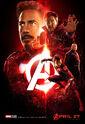 Avengers Infinity War poster 003