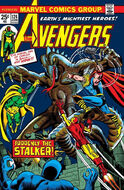 Avengers Vol 1 124