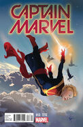 Captain Marvel Vol 8 13 Women of Marvel Variant