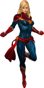 Carol Danvers (Earth-30847) from Marvel vs Capcom Infinite 0001