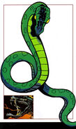 Dam-Ayido Wede (Earth-616) from Marvel Zombies Handbook Vol 1 1 001
