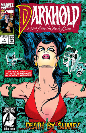 Darkhold Pages from the Book of Sins Vol 1 7