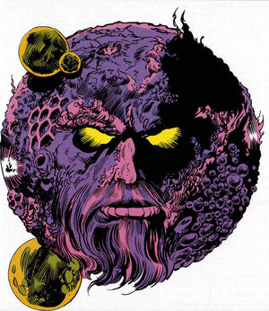 Egros (Earth-616) from Official Handbook of the Marvel Universe Master Edition Vol 1 9 001