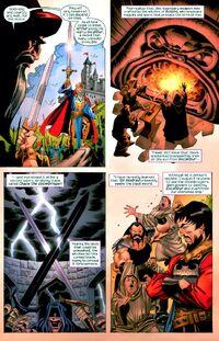 Excalibur (Sword) and Ebony Blade from Black Knight (MDCU) Vol 1 1 001