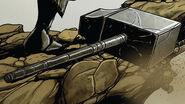 Hammer of Mokk from Invincible Iron Man Vol 1 507 0001