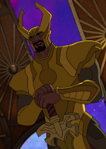 Heimdall (Earth-12041) from Marvel's Avengers Assemble Season 2 10