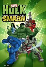 Hulk and the Agents of S.M.A.S.H. poster 002