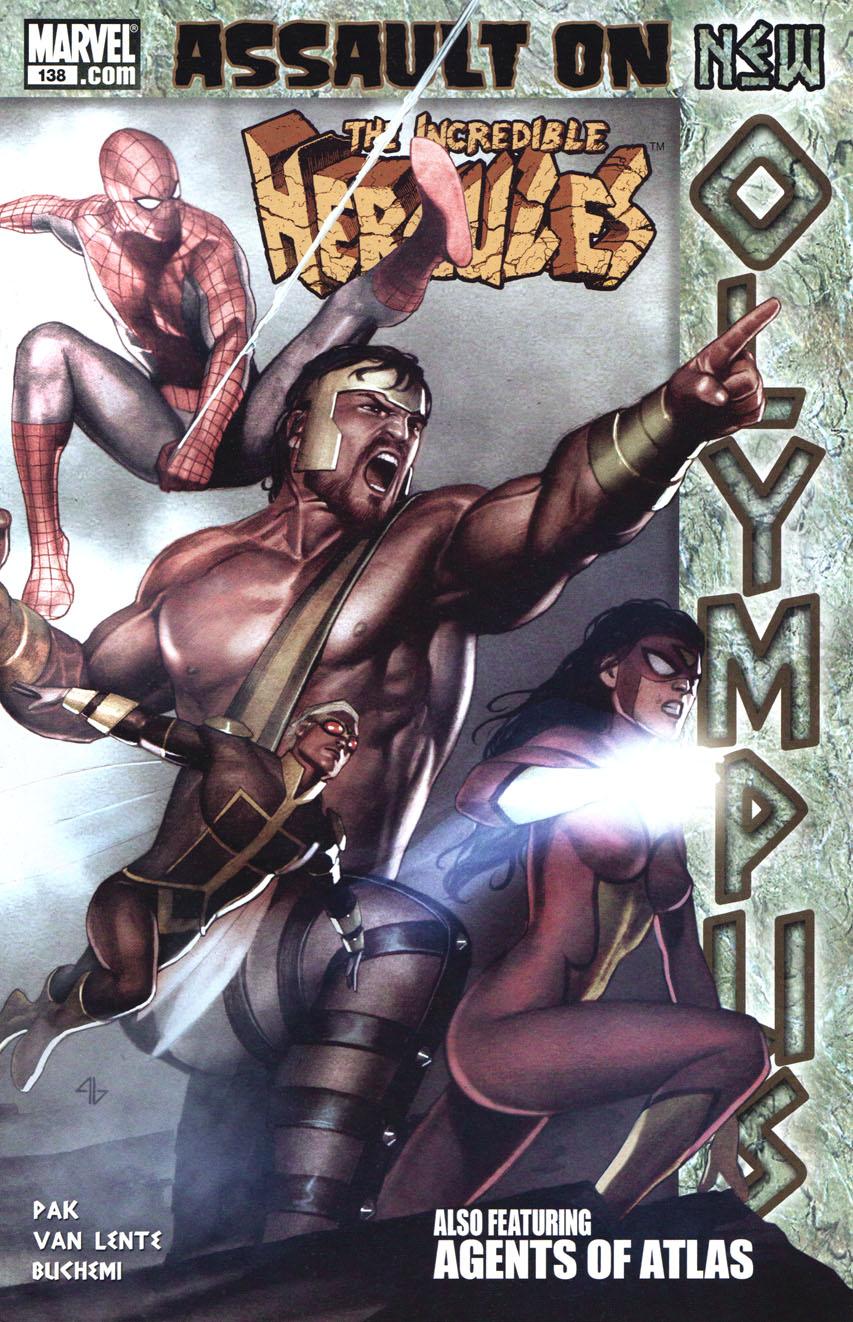 Incredible Hercules Vol 1 138