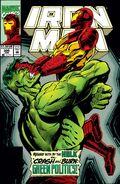 Iron Man Vol 1 305