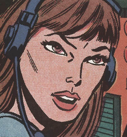 Judy (Earth-616) from Captain Britain Vol 1 21 001
