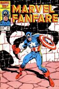 Marvel Fanfare Vol 1 31