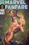 Marvel Fanfare Vol 1 57