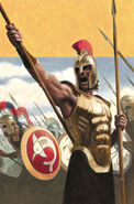Marvel Illustrated The Iliad Vol 1 6 Textless