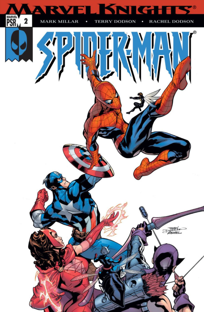 Marvel Knights Spider-Man Vol 1 2