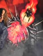 Michael Badilino (Earth-121347) from Ghost Rider (video game) 0002