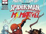 Ms. Marvel Team-Up Vol 1 1