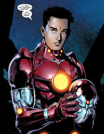 Nathaniel Richards (Iron Lad) (Earth-6311) from Young Avengers Vol 1 1 0001