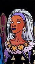 Ororo Munroe (Earth-523004) from What If Magneto Had Formed the X-Men With Professor X Vol 1 1 001