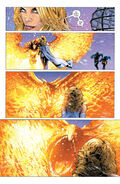 Phoenix Force (Earth-616) from X-Men Phoenix Endsong Vol 1 4 0003