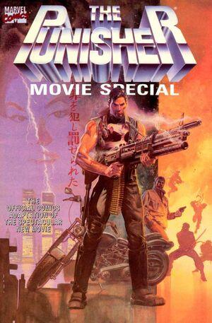 Punisher Movie Special Vol 1 1