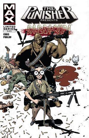 Punisher Presents Barracuda MAX Vol 1 5