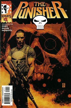 Punisher Vol 5 1