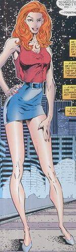 Scarlett McKenzie (Earth-616) from X-Factor Vol 1 112 0001