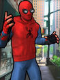 Spider-Man (Homecoming) (Peter Parker) from Spider-Man Unlimited (Video Game) 0002