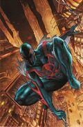 Spider-Man 2099 Vol 2 1 Textless
