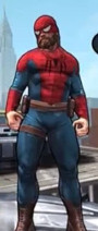 Spider Herc (Hercules Panhellenios) from Spider-Man Unlimited (Video Game) 0001