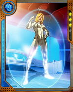 Susan Storm (Earth-616) from Marvel War of Heroes 001