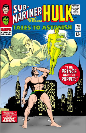 Tales to Astonish Vol 1 78