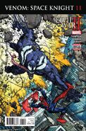 Venom Space Knight Vol 1 11