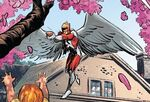 Warren Worthington III (Earth-18119) from Amazing Spider-Man Renew Your Vows Vol 2 6