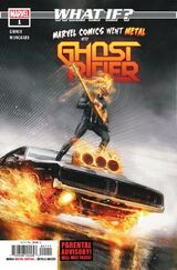 What If? Ghost Rider Vol 1 1