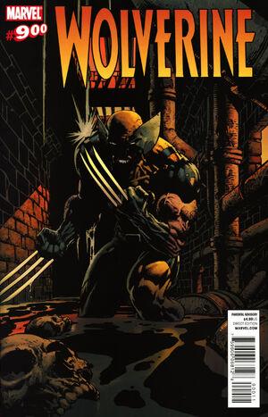 Wolverine Vol 2 900