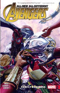 All-New, All-Different Avengers TPB Vol 1 2 Family Buisness