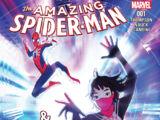 Amazing Spider-Man & Silk: The Spider(fly) Effect Vol 1 1