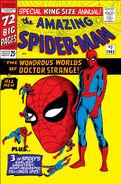 Amazing Spider-Man Annual Vol 1 2
