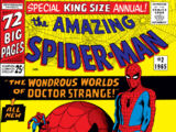 Amazing Spider-Man Annual Vol 1 2