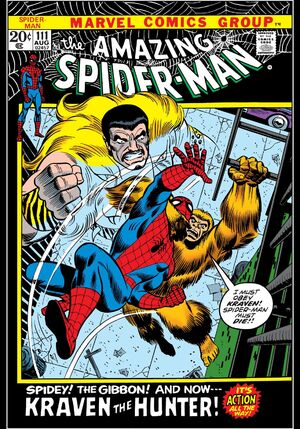Amazing Spider-Man Vol 1 111