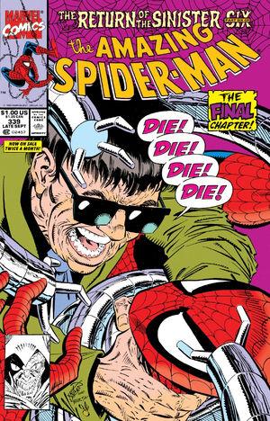 Amazing Spider-Man Vol 1 339