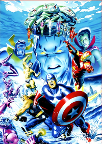 Atlantis Attacks from Blockbusters of the Marvel Universe Vol 1 1