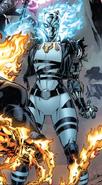 Ava Cochrane (Warp World) (Earth-616) from Secret Warps Ghost Panther Annual Vol 1 1 001