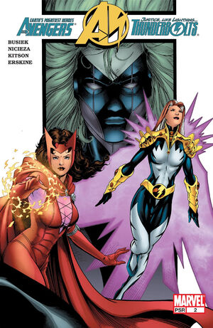 Avengers Thunderbolts Vol 1 2