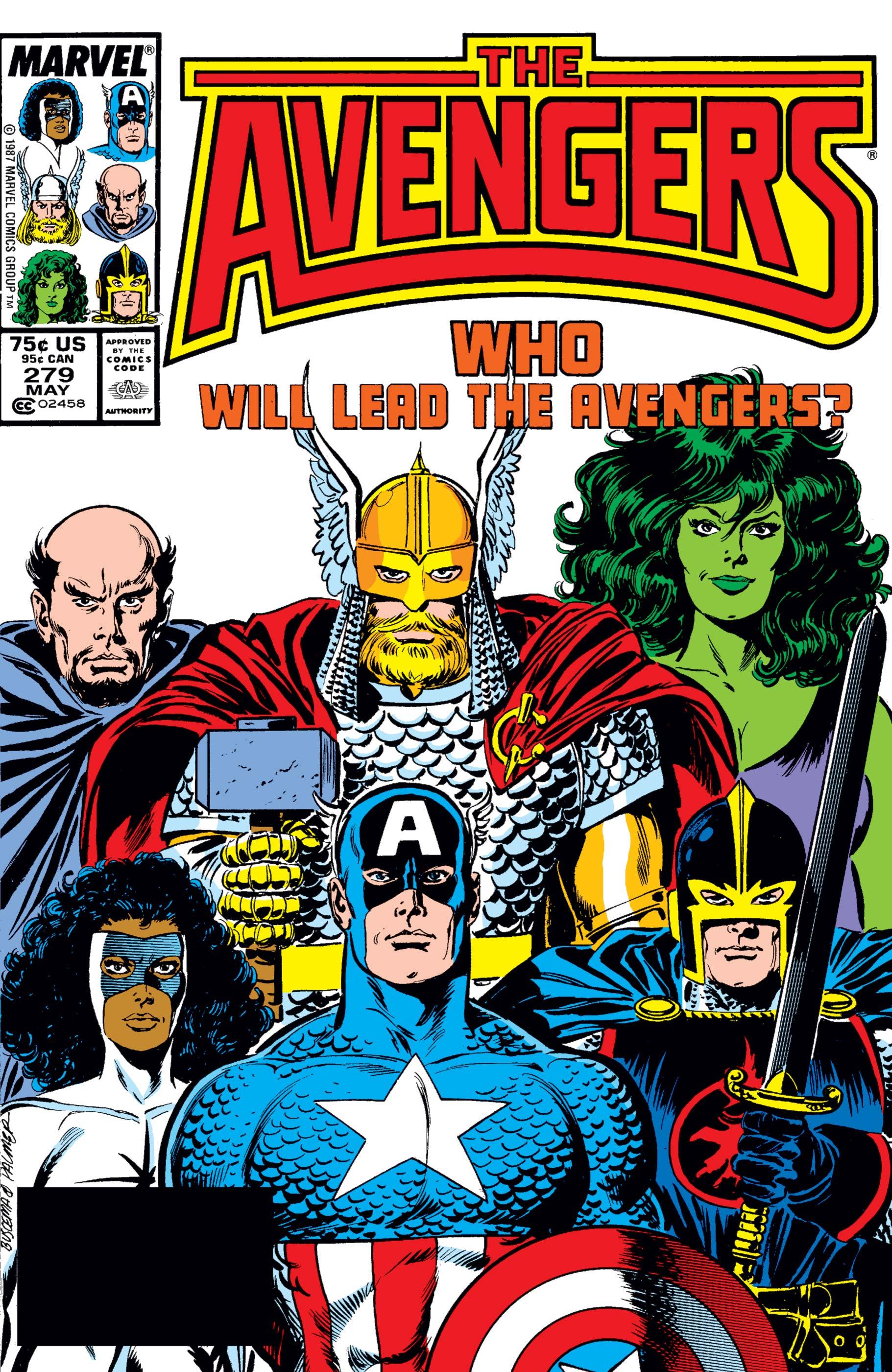 Image result for avengers 278