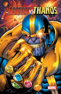 Avengers vs. Thanos TPB Vol 2 1